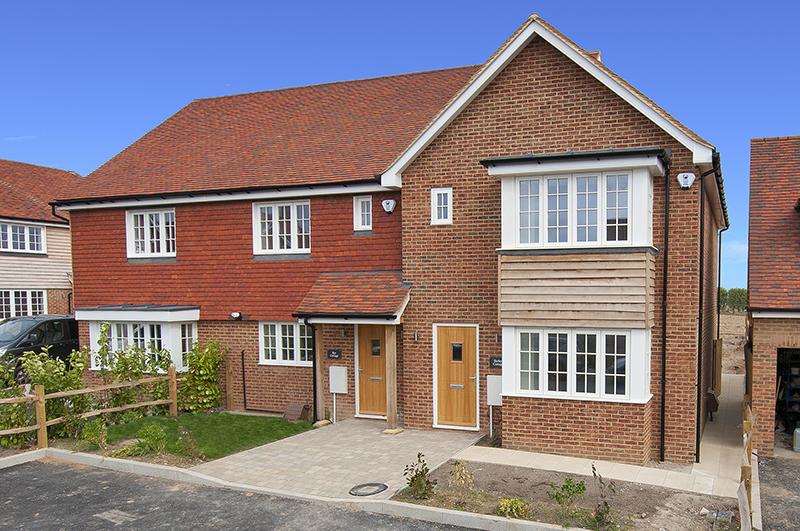 Woodchurch Property - Barley Cottage, Bourne Drive, Littlebourne, Kent
