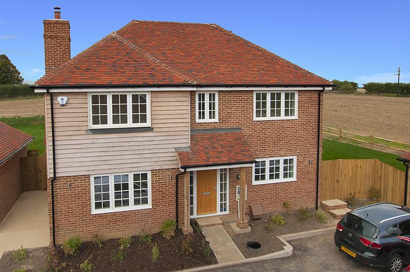 Woodchurch Property Ltd - Mulberry Lodge, Bourne Drive, Littlebourne, Kent
