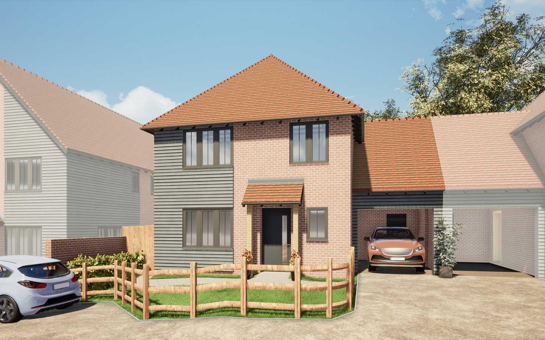 One Elvington Lane, Hawkinge by Woodchurch Property