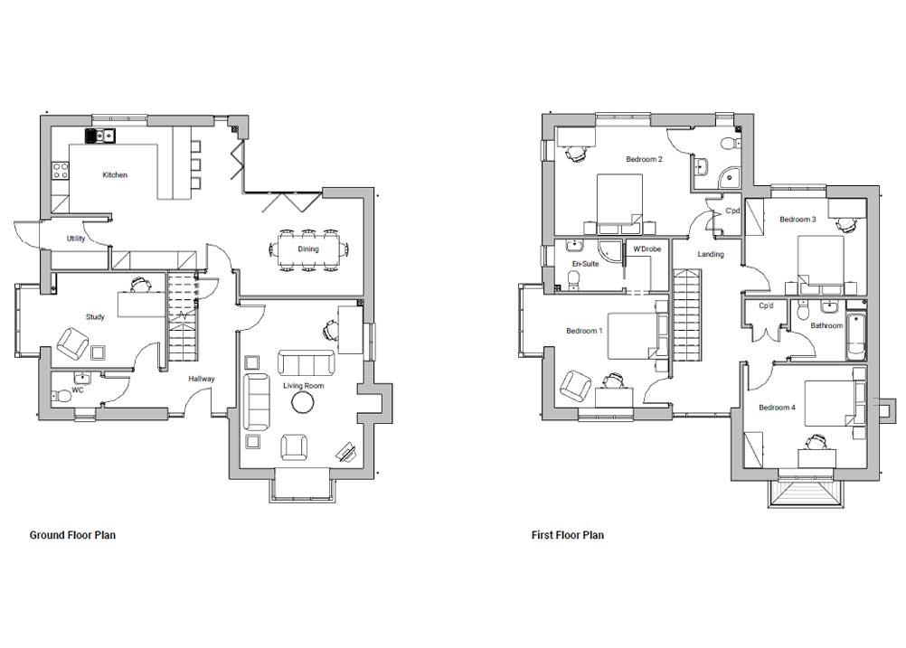 Floor Plan - Type c